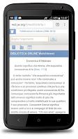 Screenshot of wtlib ONLINE LIBRARY