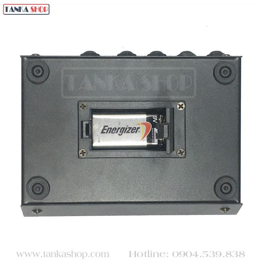 Bộ trộn âm thanh Mixer mini giá rẻ MIX-428E