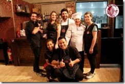 Equipe do New York Café