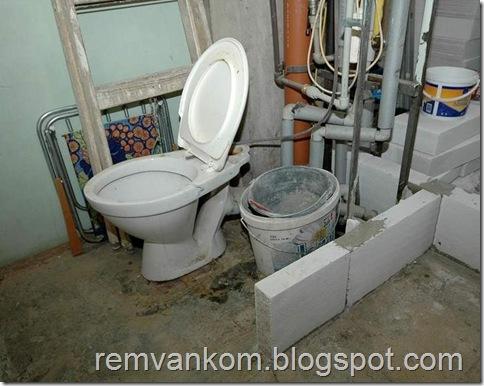 комплексной ремонт ванной комнаты 2