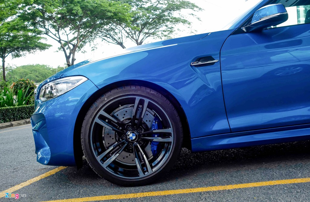 Xe BMW M2 Coupe thế hệ mới 012