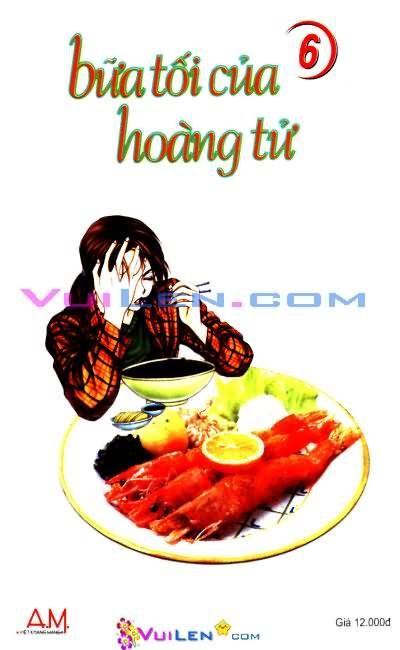 Bữa Tối Của Hoàng Tử Chap 006