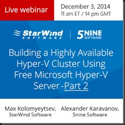 HYPER-V,SYSTEM CENTER AND AZURE: November 2014