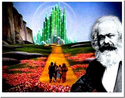 Marx Utopian - Going to Oz