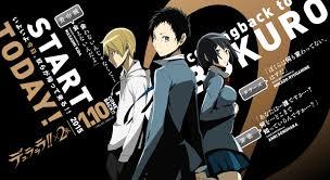 Thành phố bí Ẩn Phần 2 -Durarara!!x2 Shou - Anime Durarara!!x2 Shou VietSub