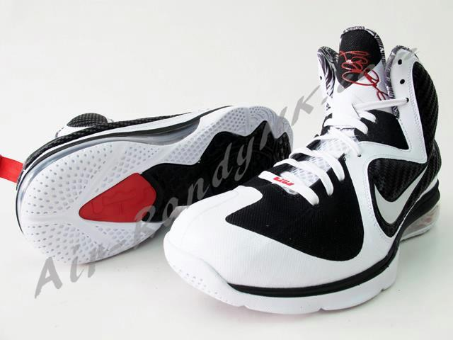 new arrival ea1e9 63603 Detailed Look at Nike LeBron 9 X Freegums ... Outlet Nike Lebron 9 Cheap  Scarface ...
