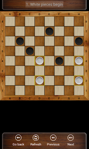 Russian checkers - Shashki 9.8.0 screenshots 7