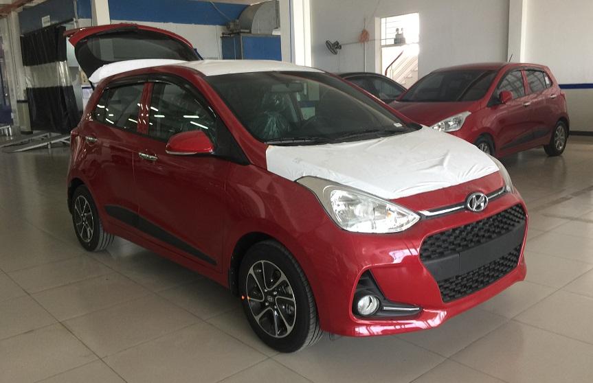 Hyundai Grand i10 2017 màu đỏ 06