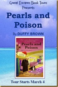 PEARLS AND POISON SMALL BANNER