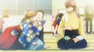 Lá bài Cổ  Chihayafuru