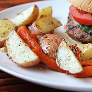 Roast Potatoes and Carrots Recipe