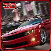 Luxury Sports Car Driver 3D