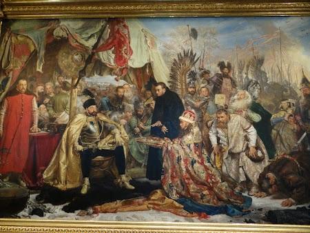 28. Tar rus in genunchi in fata regelui Poloniei.JPG