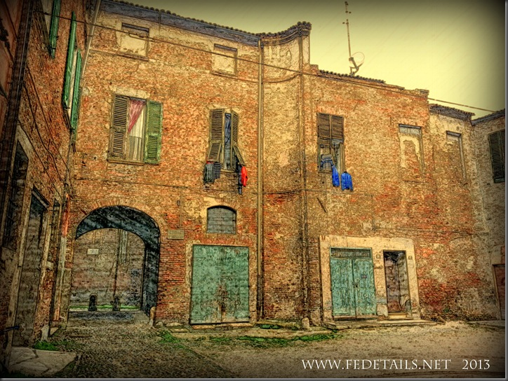 FEdetails views 7 Piazzetta del Turco,photo1, Ferrara, Emilia Romagna, Italy - Property and Copyrights of FEdetails.net