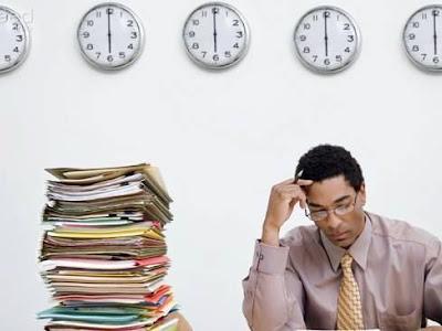 Trong 8 tiếng chúng ta thực sự tập trung vào công việc trong bao lâu
