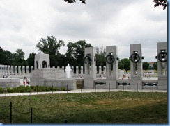 1418 Washington, DC - WWll Memorial