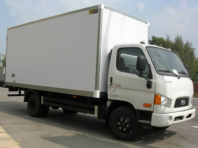 Xe tải 4,5 tấn Hyundai HD78