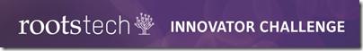 rootstech创新者 Challenge