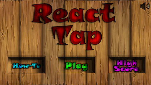 【免費街機App】React Tap-APP點子