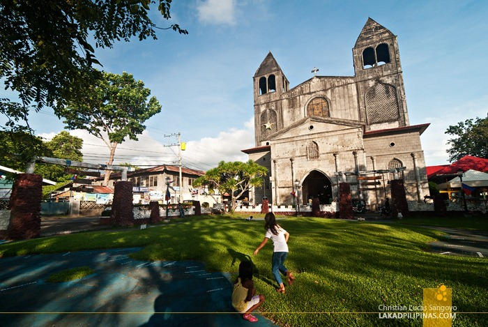 The St. James Church in Dapitan City