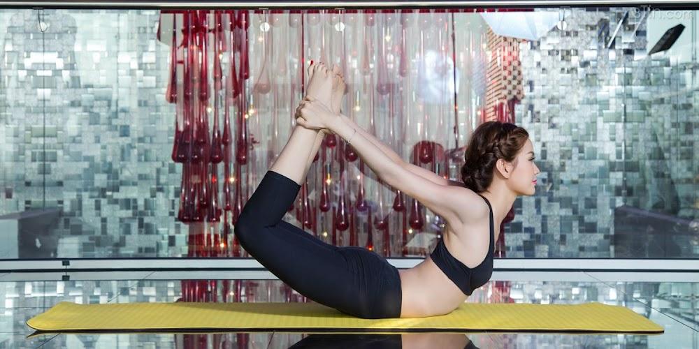 Bạn hay cảm thấy khó ăn và mất ngủ? Bài tập Yoga