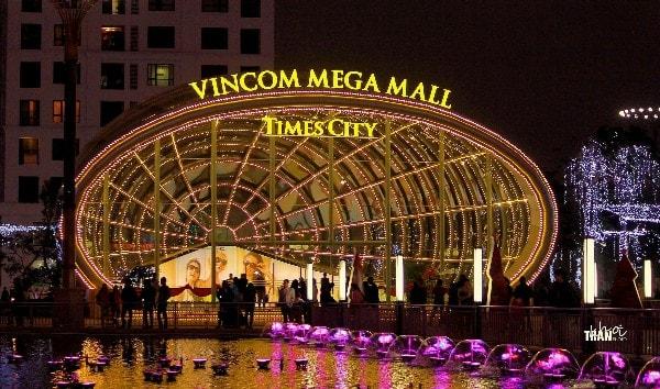 Time City chung cư cao cấp Vinhomes