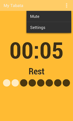 Online Tabata Timer - Workout Clock - Interval Timer - by fitlb