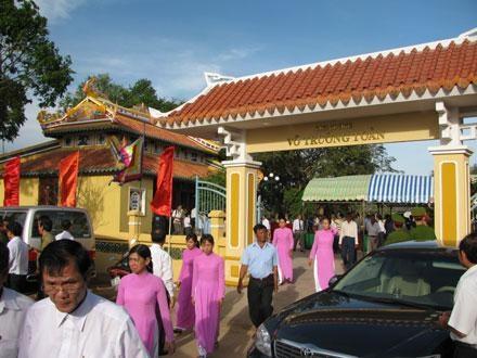 Nhà tho Vo Truong Toan