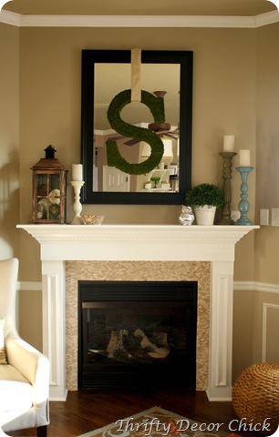 Family In The Family Room From Thrifty Decor Chick