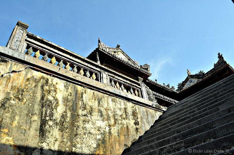 Ho Chi Minch City Museum Vietnam from flickr user Dave_B_