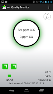 Air Quality Monitor- screenshot thumbnail