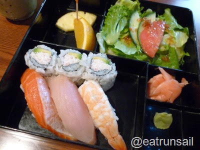 July 25 sushi box lunch 002