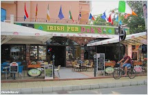 Irish Pub. Солнечный Берег. Болгария. www.timeteka.ru