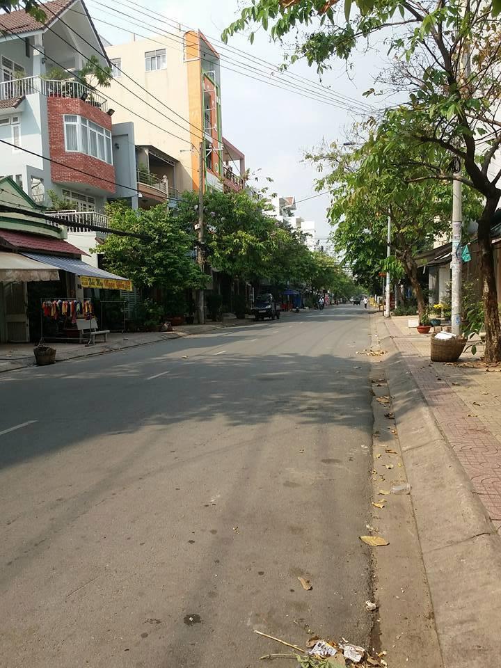 Bán nhà 3,5 tấm Mặt Tiền đường Trần Quang Cơ, phường Phú Thạnh, Quận Tân Phú, Thành Phố Hồ Chí Minh. 2