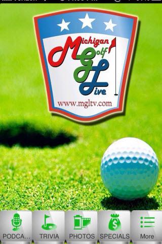 Michigan Golf Live