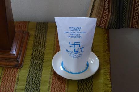 Zvastica la hotel YT Punakha