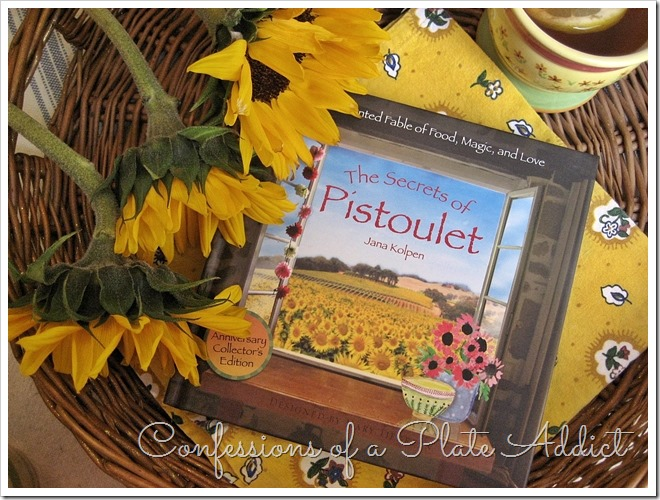 CONFESSIONS OF A PLATE ADDICT The Secrets of Pistoulet Tablescape