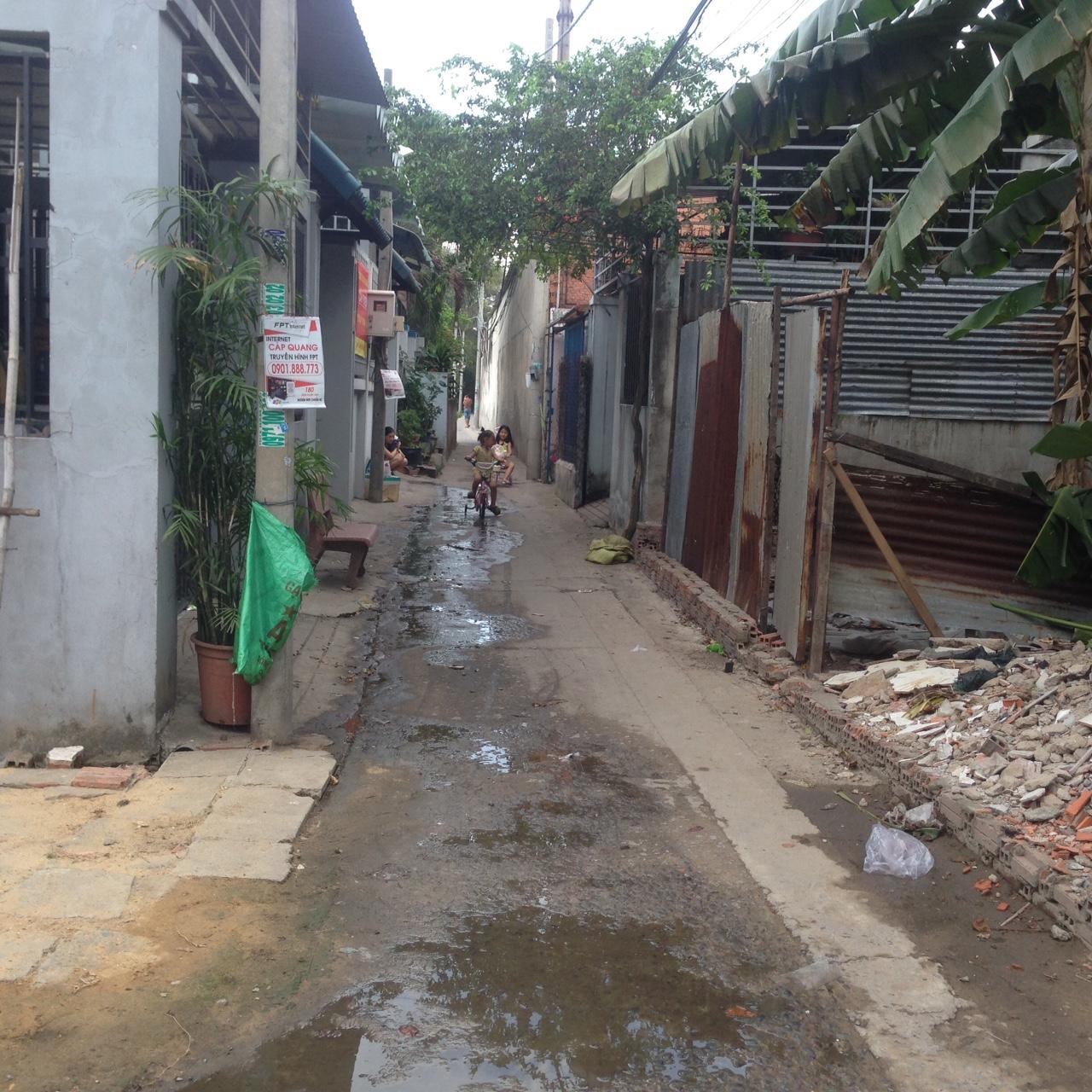 Đất hẻm đường Nguyễn Thị Sóc Huyện Hóc Môn 06