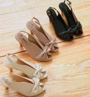 اجدد احذية راقية للبنات 2015