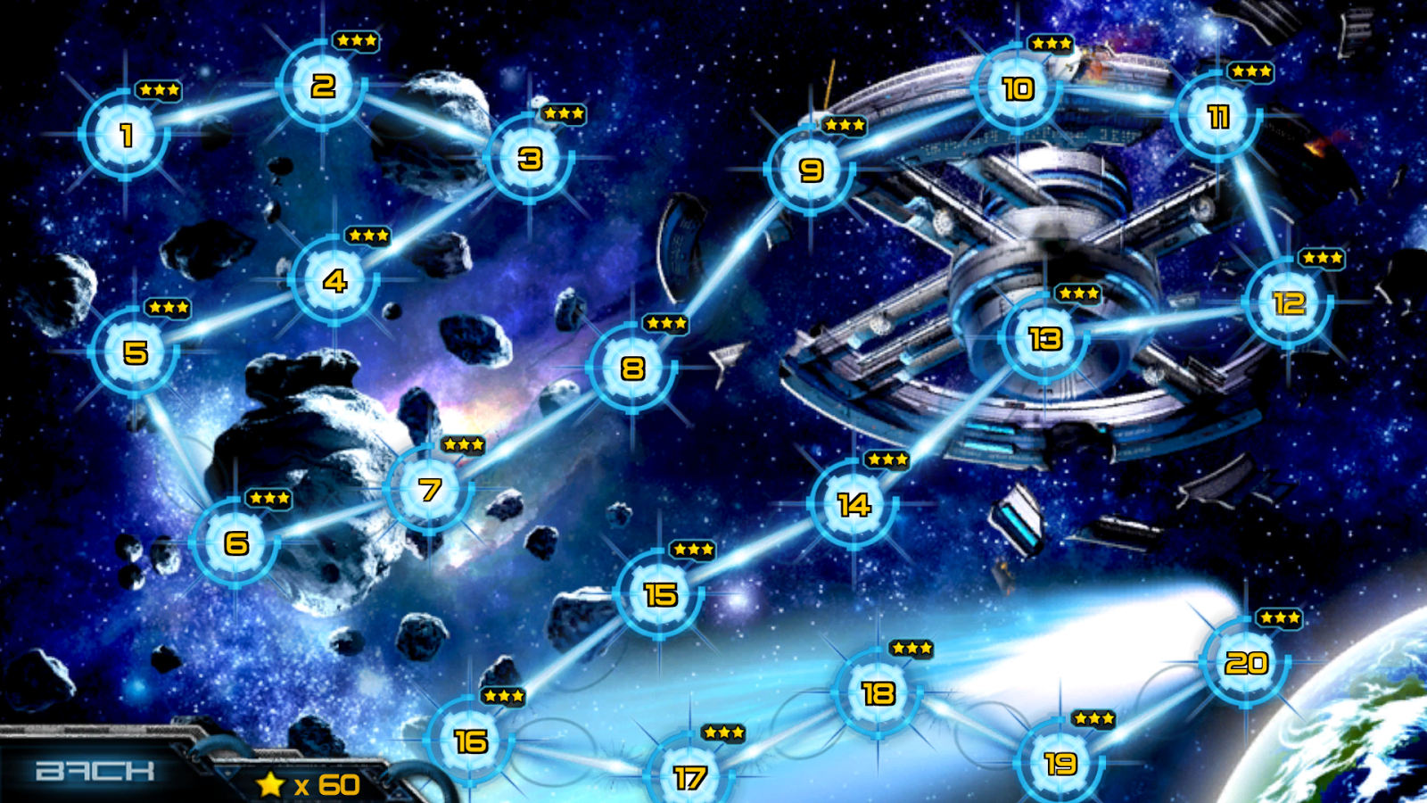 Cosmo Battles FREE - screenshot