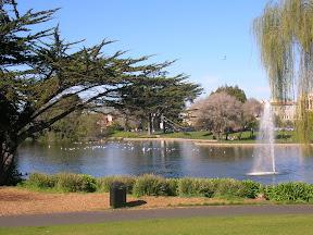 330 - Lago junto al Palacio de Bellas Artes.JPG