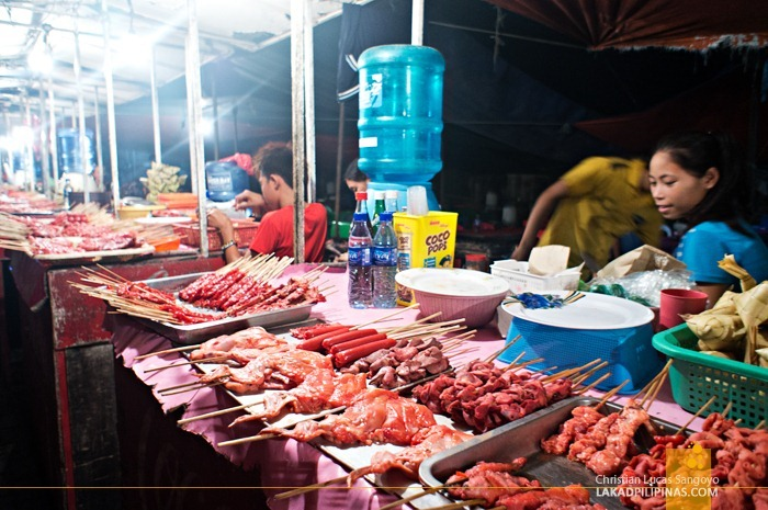 Street Food Galore at Dipolog Boulevard