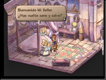 saga frontier español