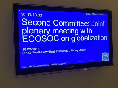 LIVE NOW Follow the joint meeting of the Economic and Social Council