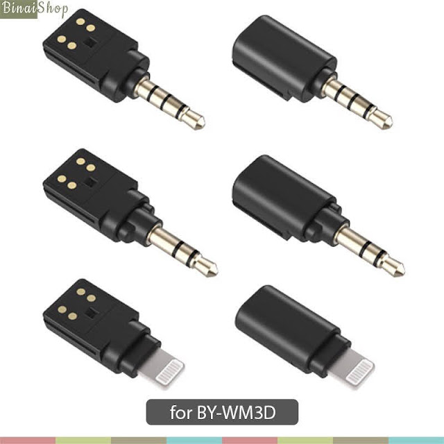 Boya BY-WM3D / BY-WM3U - Micro Thu Âm Không Dây