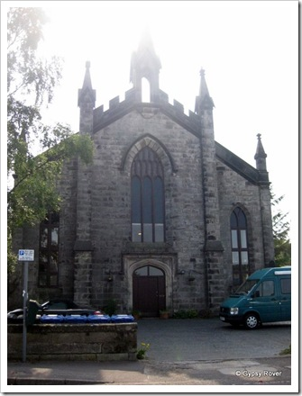 This was the 2nd church in Markinch converted into 8 apartments.