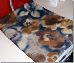 Floral double knit-Vogue Fabrics-Nov-gray, brown, rust