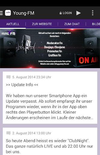 Young-FM Webradio