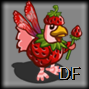 Strawberry Fairy Chicken
