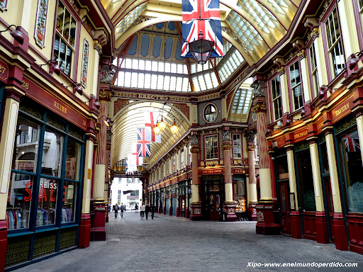 Localizaciones de rodaje de Harry Potter en Londres
